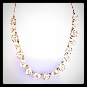 KATE SPADE necklace - well loved, good condition
